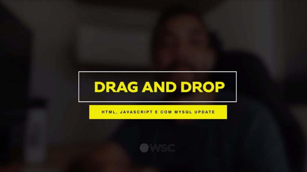 HTML Drag and Drop